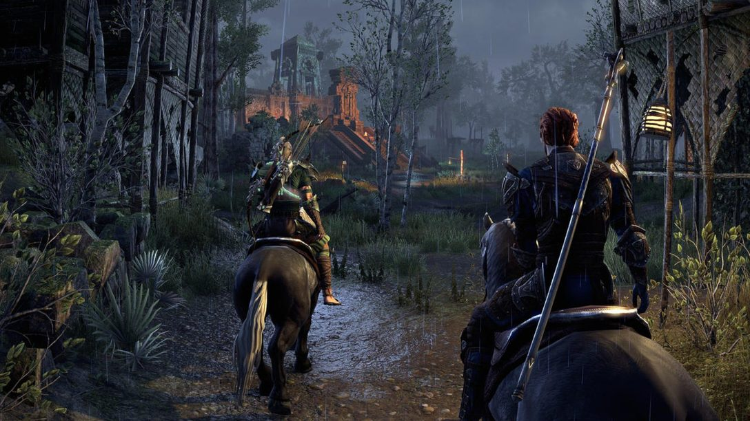 Customizable companions come to The Elder Scrolls Online next month