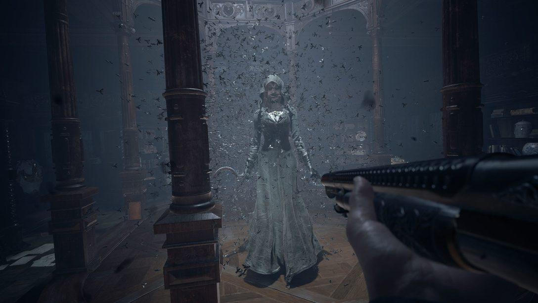 Resident Evil Village: Meet Lady Dimitrescu's three daughters