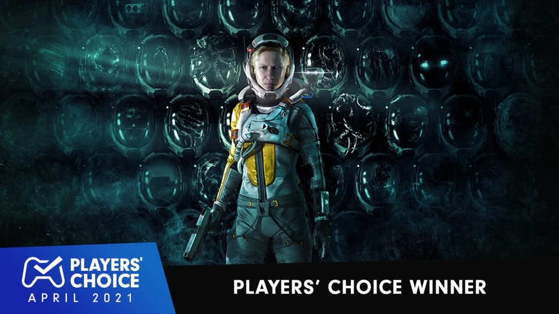 Players' Choice: Returnal voted April 2021's best new game