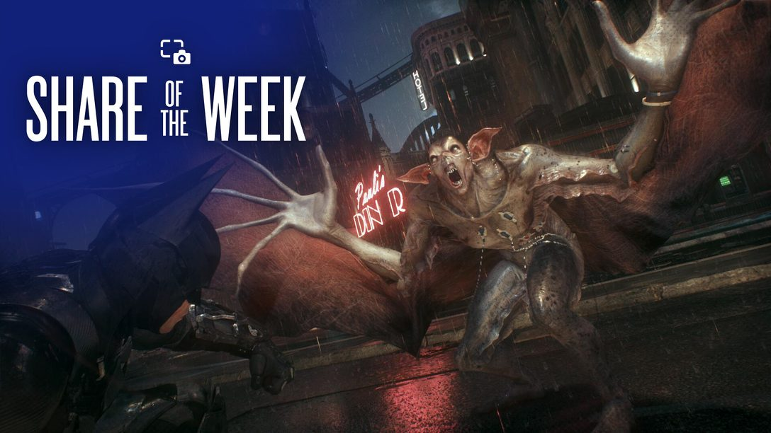 Share of the Week: Monsters