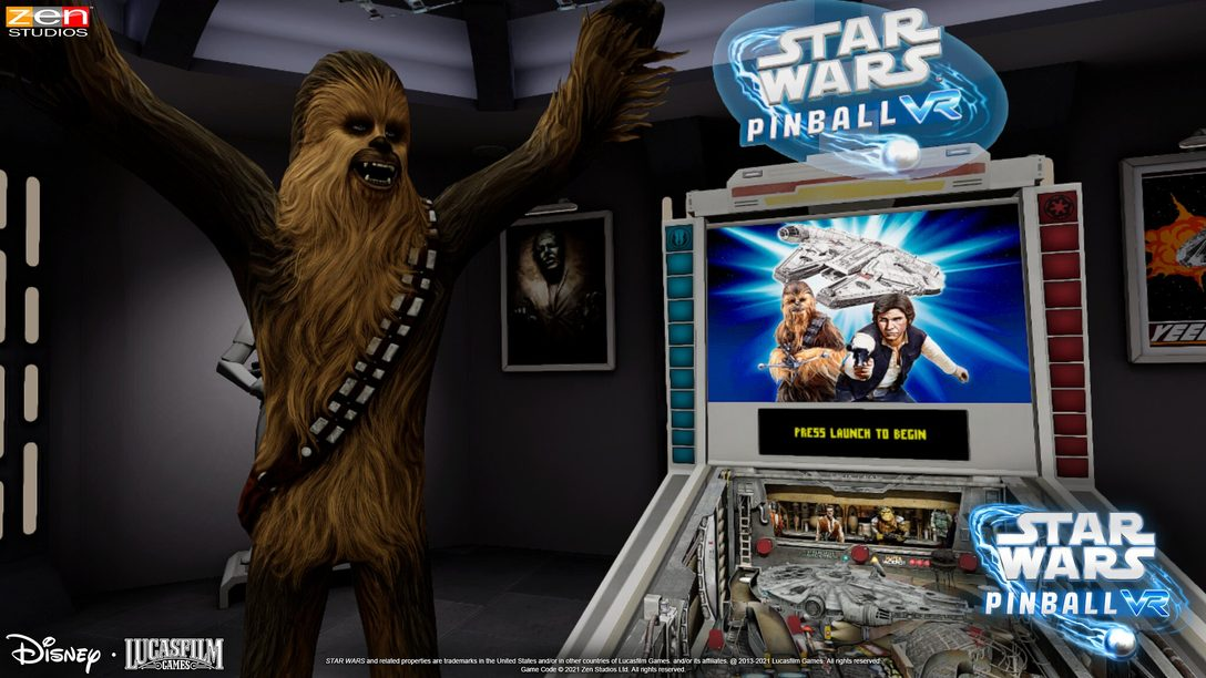 How Han Solo's adventures were adapted into Star Wars Pinball VR's newest table