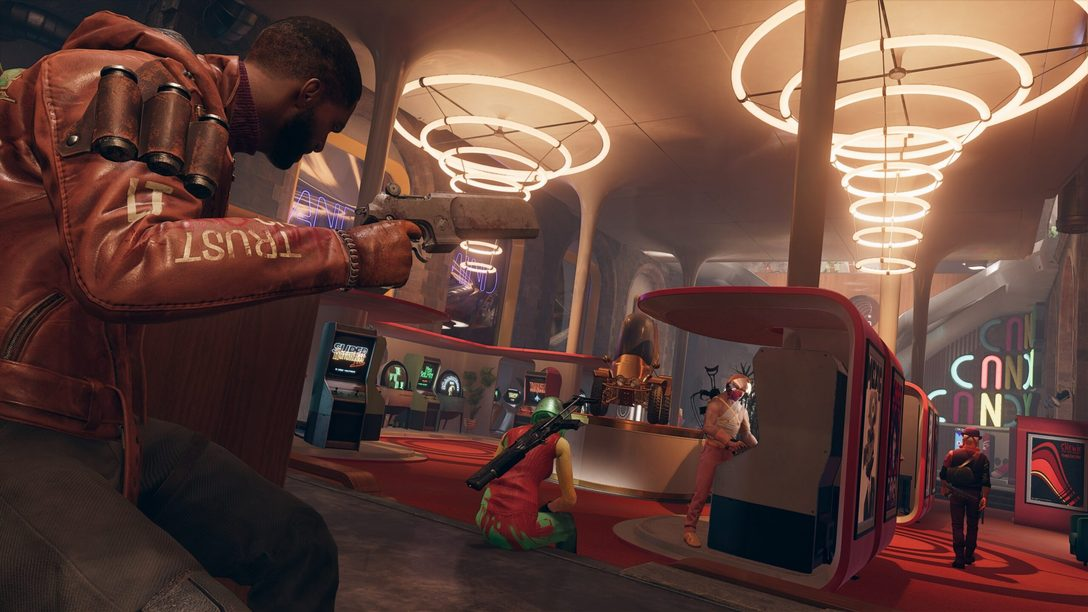 Deathloop: combat, exploration and PS5 features detailed
