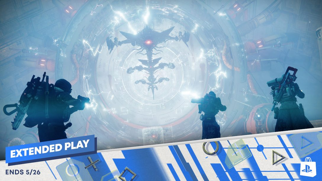 Extended Play promotion comes to PlayStation Store
