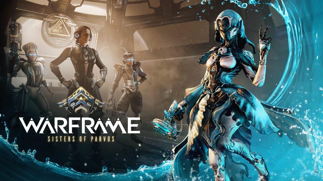 Bend water at will as the new wave-riding Warframe Yareli