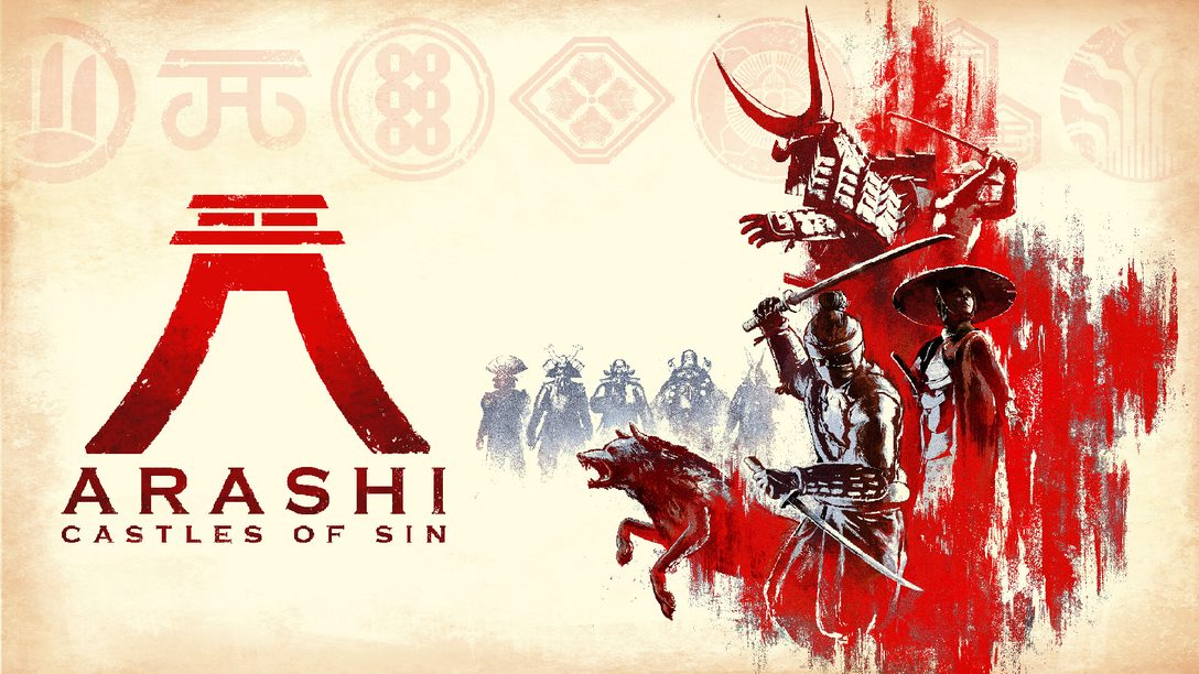 Become a ninja in PS VR stealth-action sandbox game Arashi: Castles of Sin