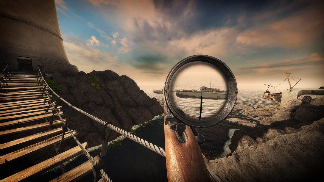 Sniper Elite VR sets its sights on a July 8 release