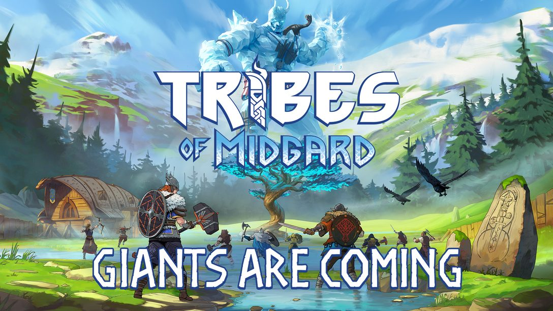 Enter the world of Norsfell's Tribes of Midgard, a co-op action RPG launching July 27