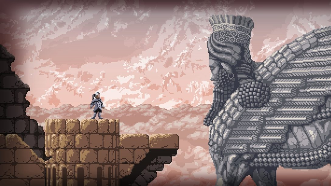 Axiom Verge 2 lands on Earth this summer, coming to PlayStation