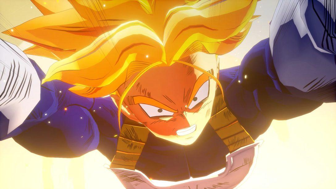 Final boss battle episodes arrive tomorrow for Dragon Ball Z: Kakarot