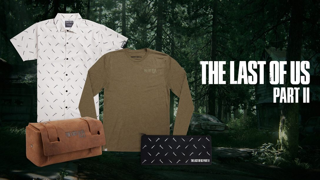 Celebrate The Last of Us Part II's first anniversary with new official merchandise