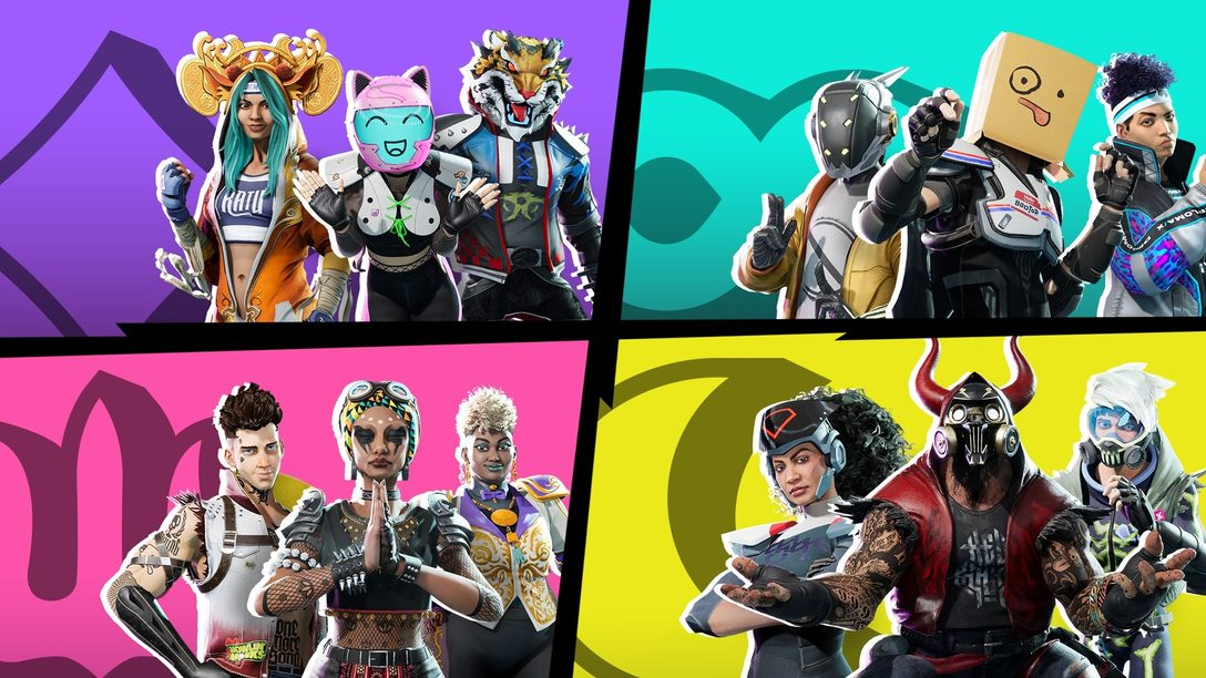 Destruction AllStars launches its new competitive Blitz mode today