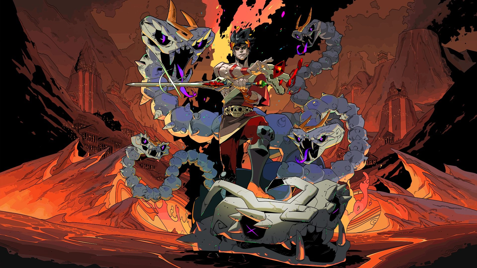 Hades launches August 13 on PS4 and PS5