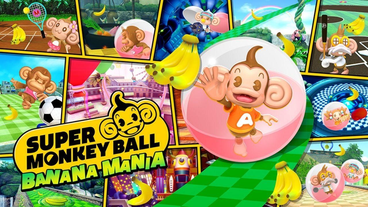 Super Monkey Ball Banana Mania: Celebrating 20 years of monkey magic