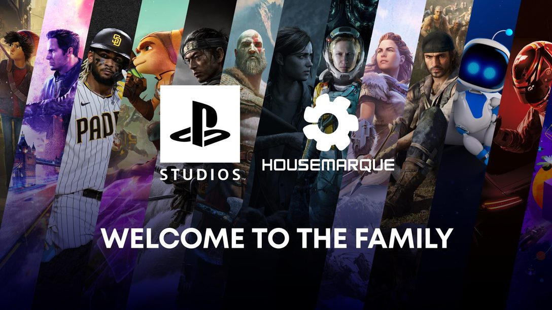 Welcoming Housemarque to the PlayStation Studios family