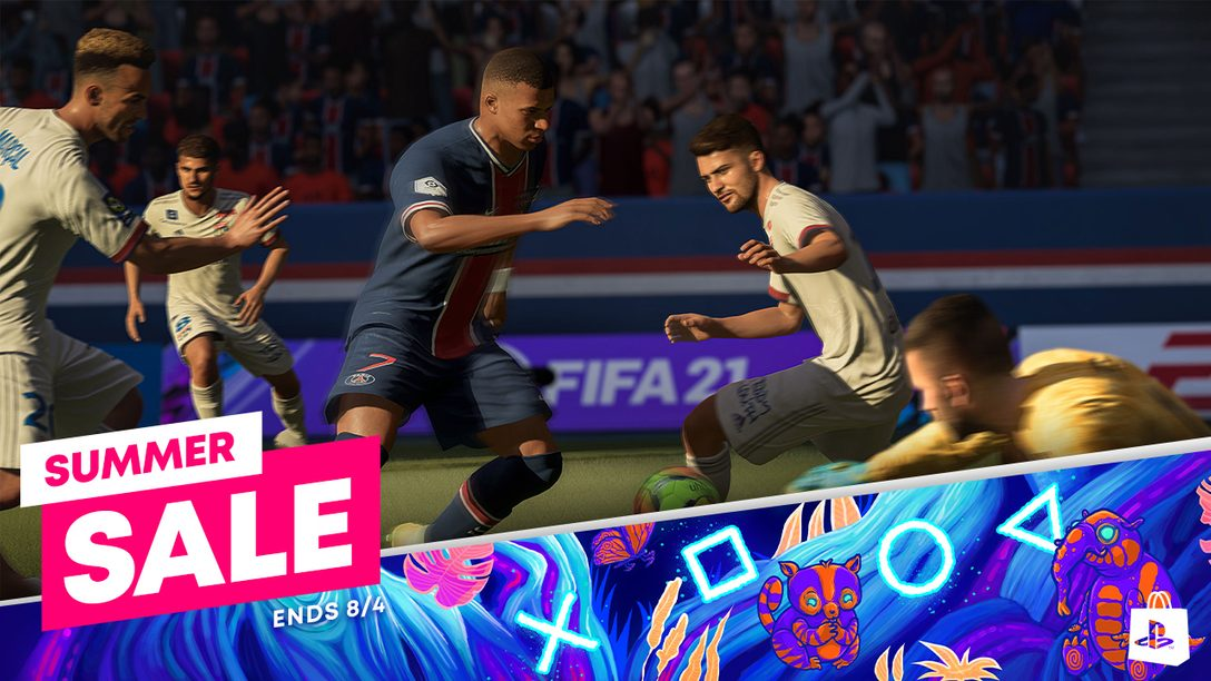 The massive Summer Sale comes to PlayStation Store
