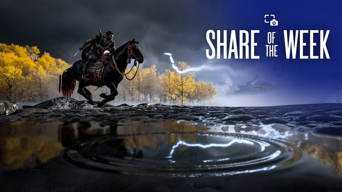 Share of the Week: Ghost of Tsushima – One Year Anniversary
