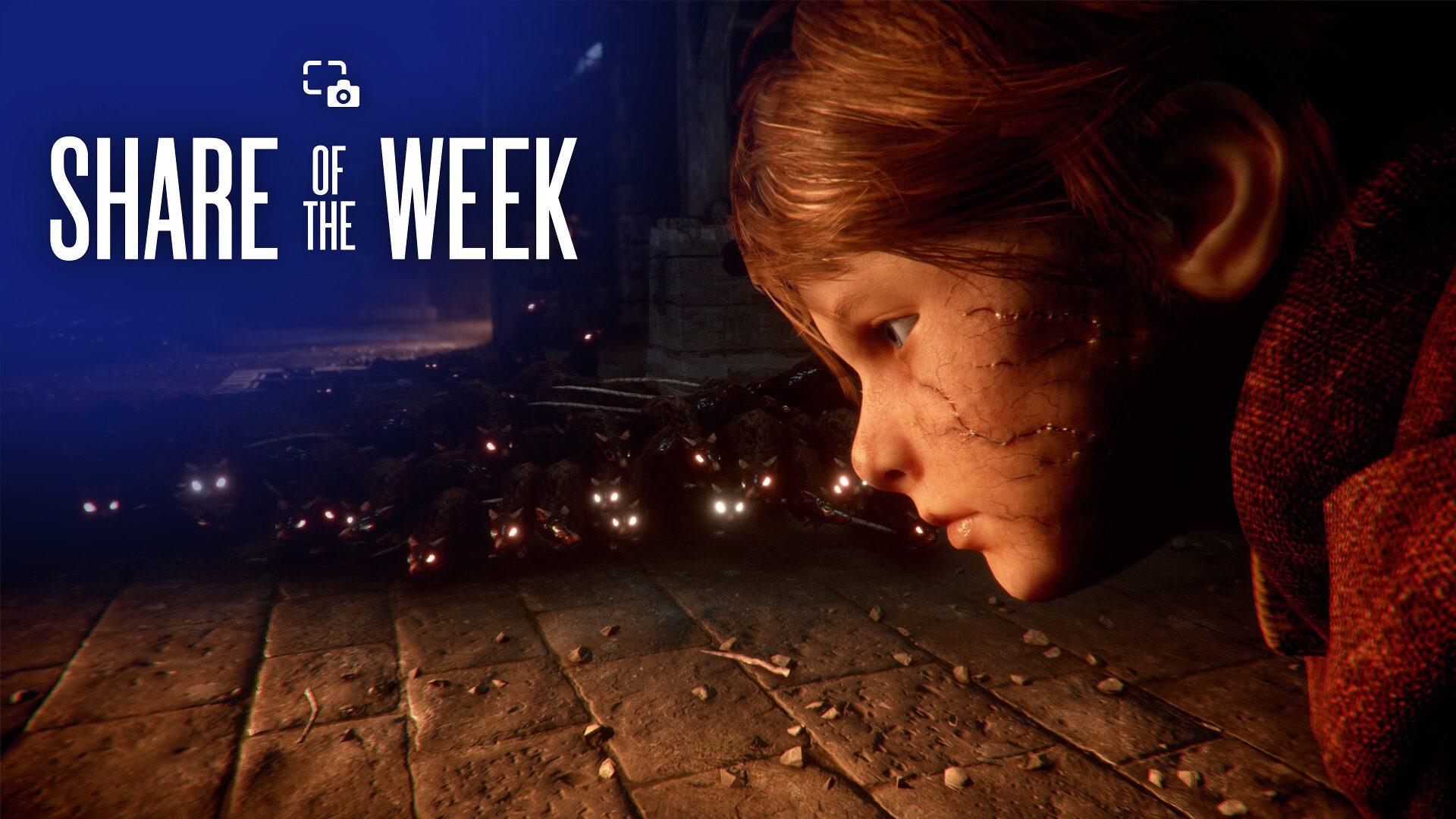 Share of the Week – A Plague Tale: Innocence