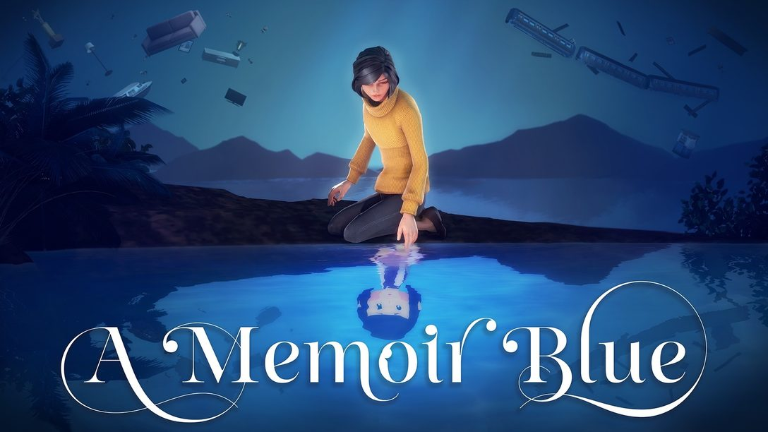 A Memoir Blue tells a moving story completely without words