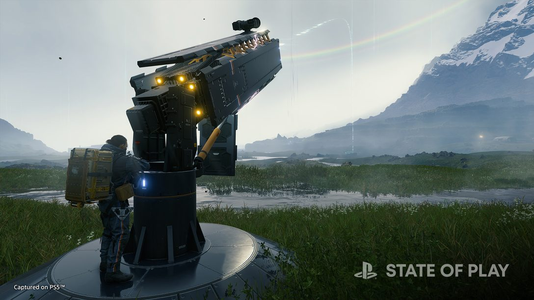 Death Stranding Director's Cut launches on PS5 September 24, 2021