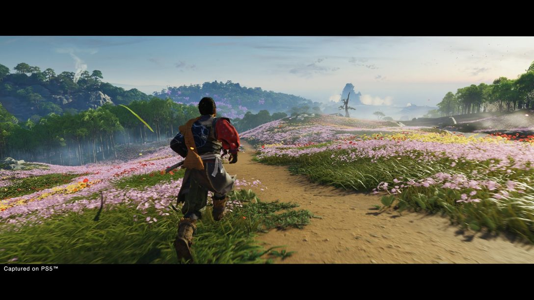 (For Southeast Asia) Ghost of Tsushima Director's Cut arrives on PS5 and PS4 Consoles on August 20