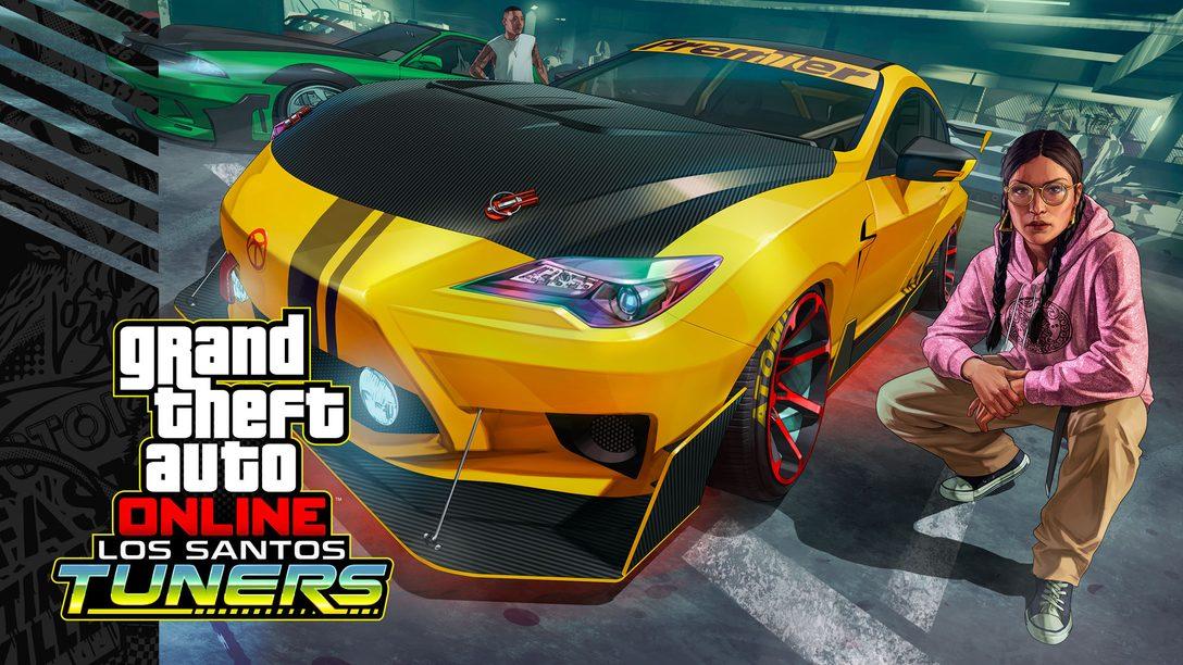Los Santos Tuners coming soon to GTA Online
