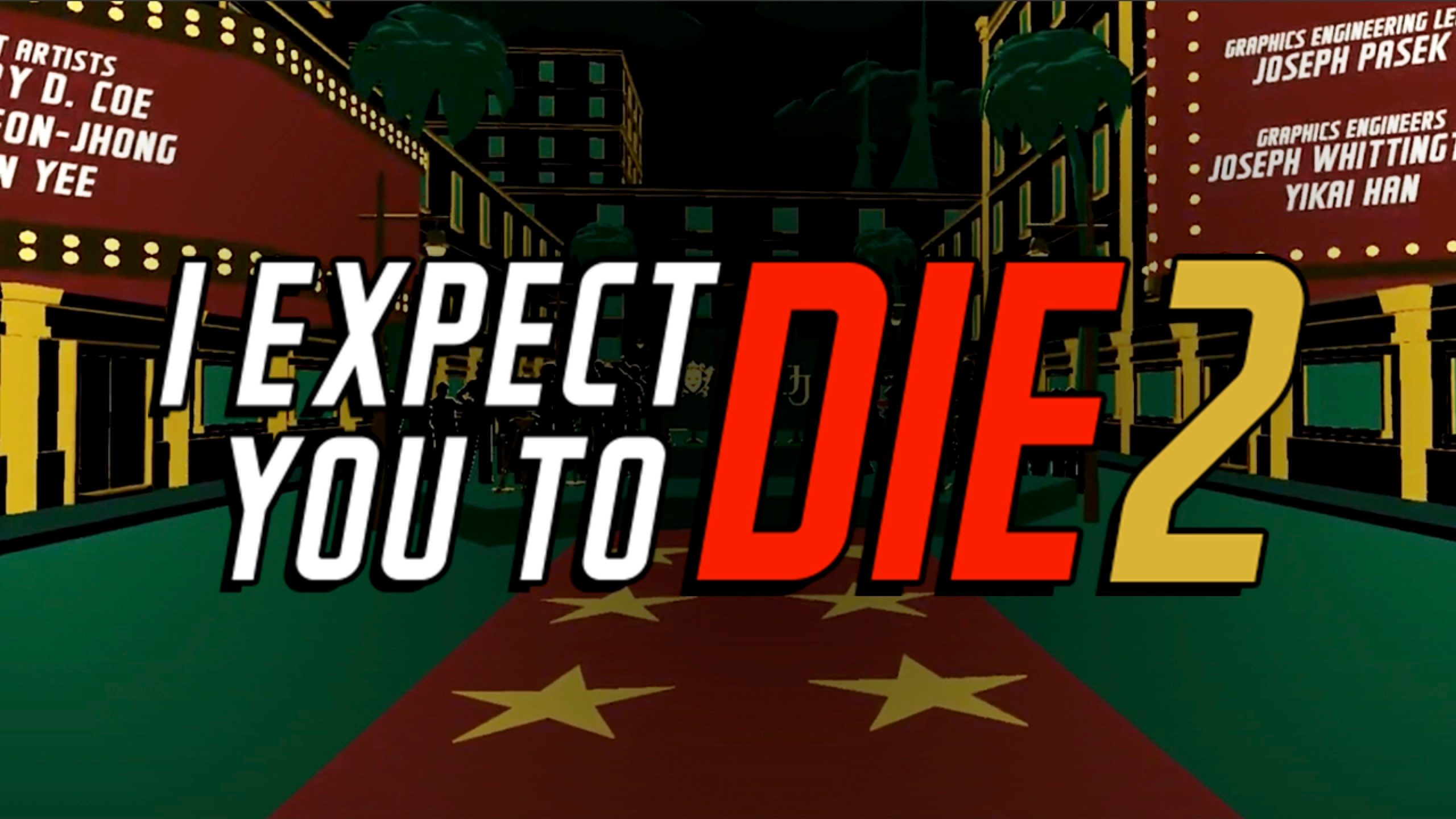 I Expect You To Die 2: PS VR follow-up gets an August 24 release date