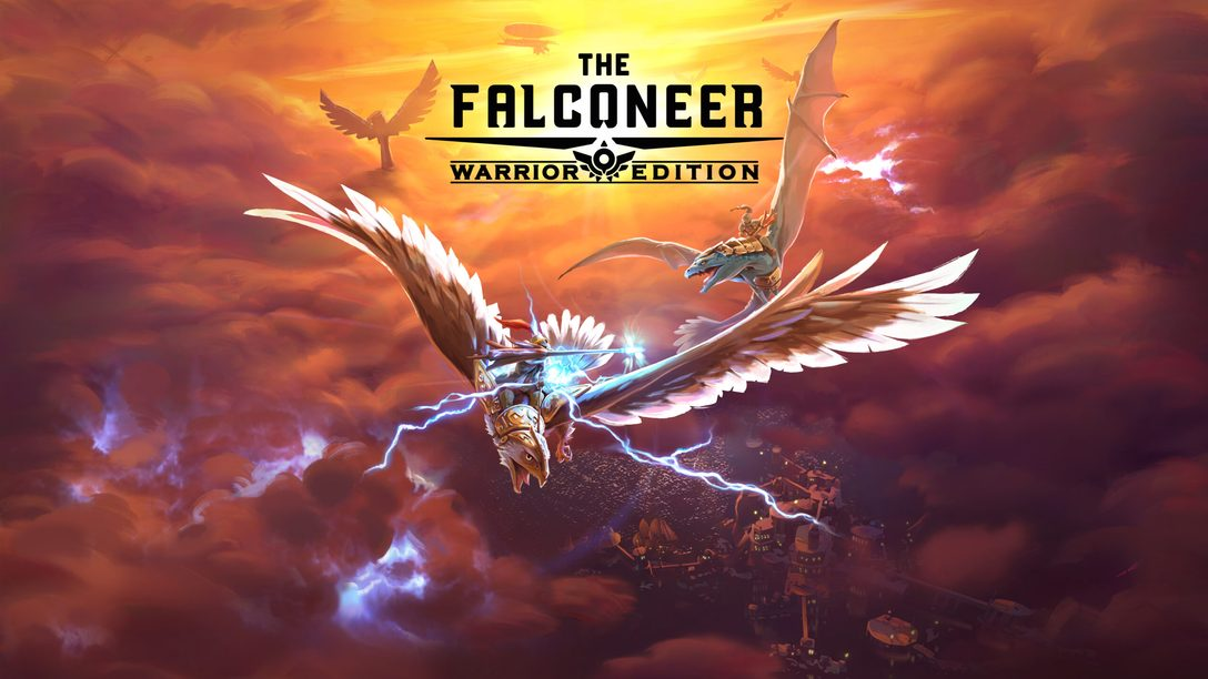 Immersing players into the world of The Falconeer using the power of the PS5