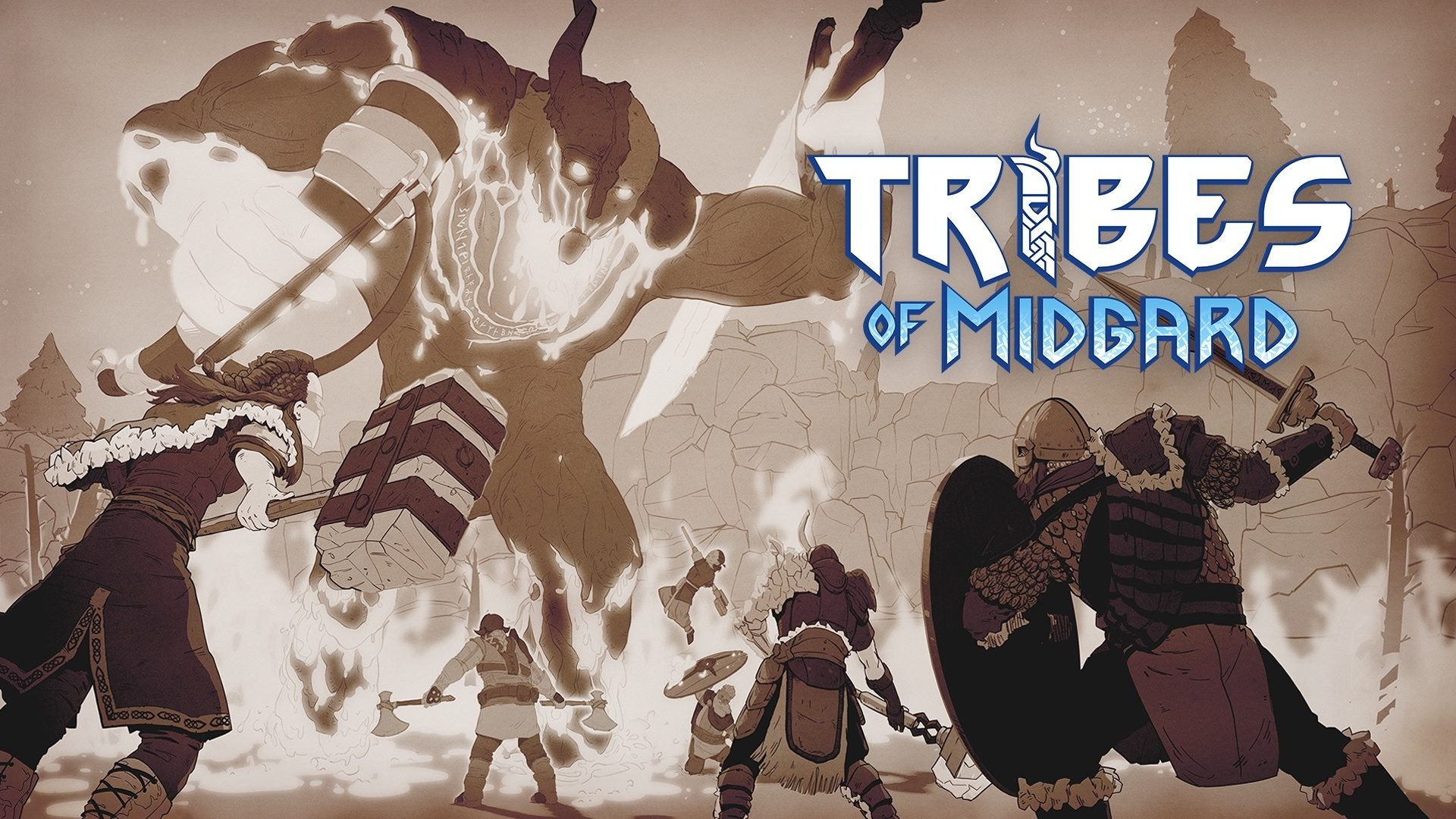 Tribes of Midgard: Viking-tastic beasts and how to fight them