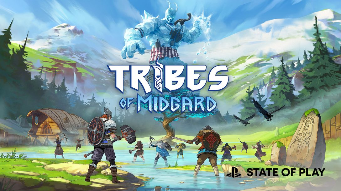 Tribes of Midgard: Post-launch plans revealed