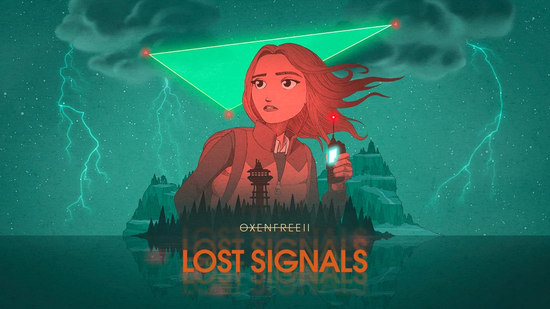 Uncover the full story as Riley in Oxenfree II: Lost Signals, coming to PlayStation