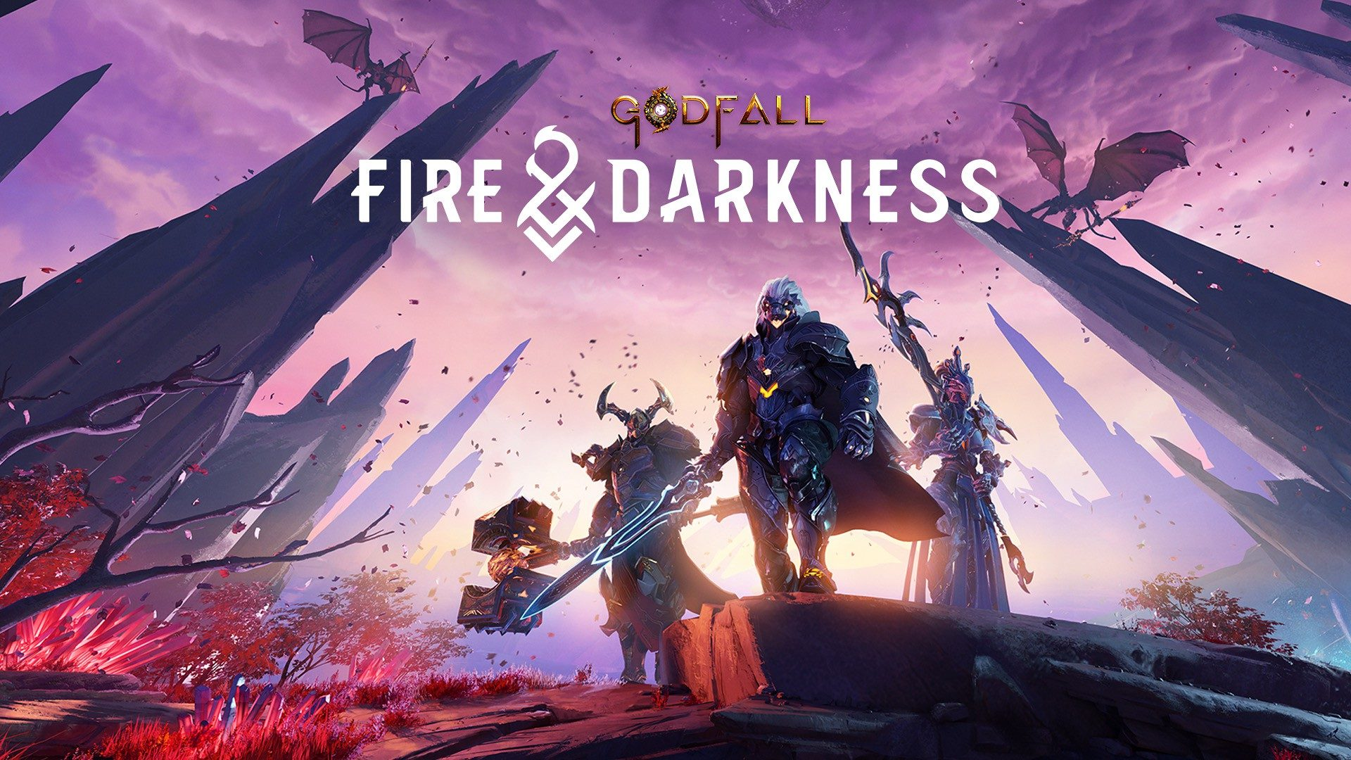 Godfall comes to PS4 August 10, alongside new Fire & Darkness expansion
