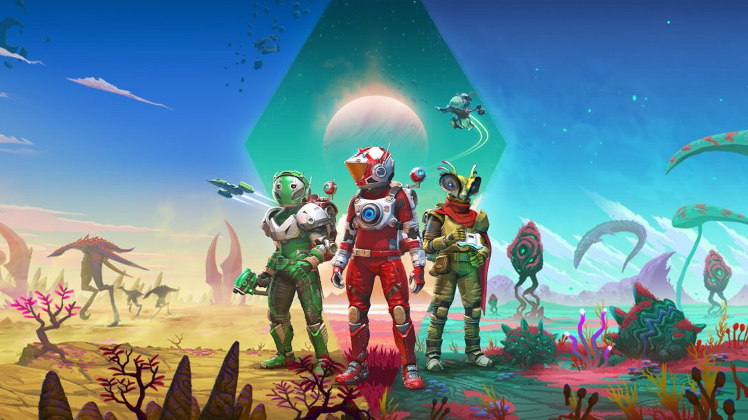 As No Man's Sky celebrates its fifth anniversary, Hello Games reflects on the journey so far