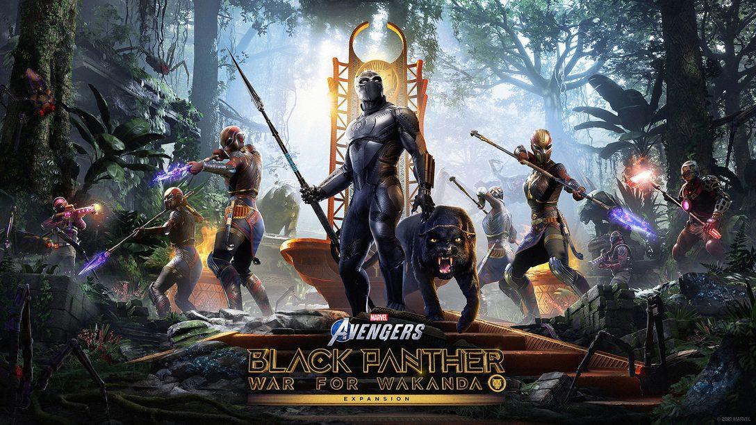 Marvel's Avengers War Table for Wakanda Recap