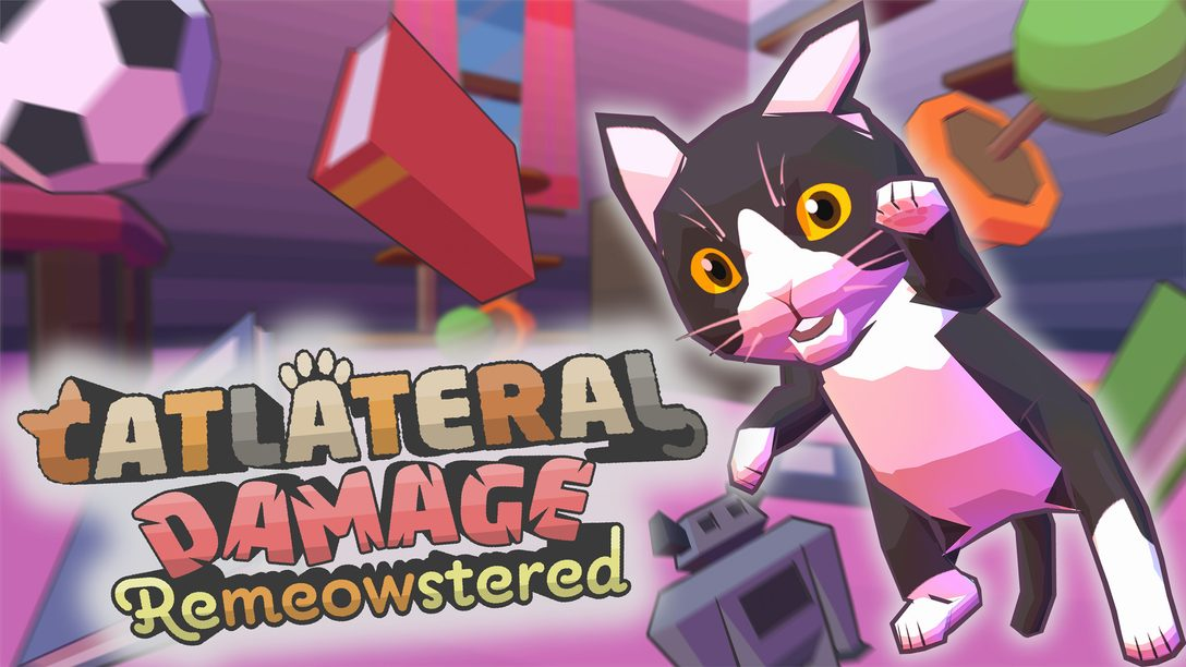 Catlateral Damage: Remeowstered unleashes feline fury on PS4 and PS5 September 15