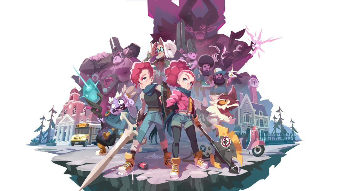 Behind the creative boss design of RPG brawler Young Souls