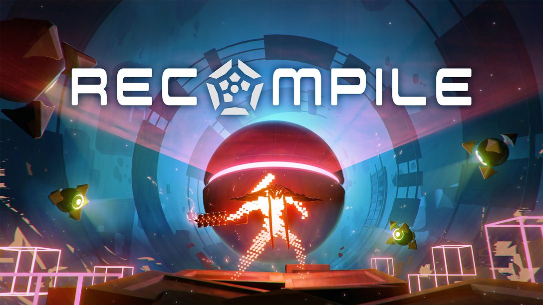 Bringing Recompile's striking art style to life