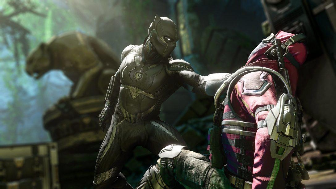 Creating the World of Wakanda in Marvel's Avengers