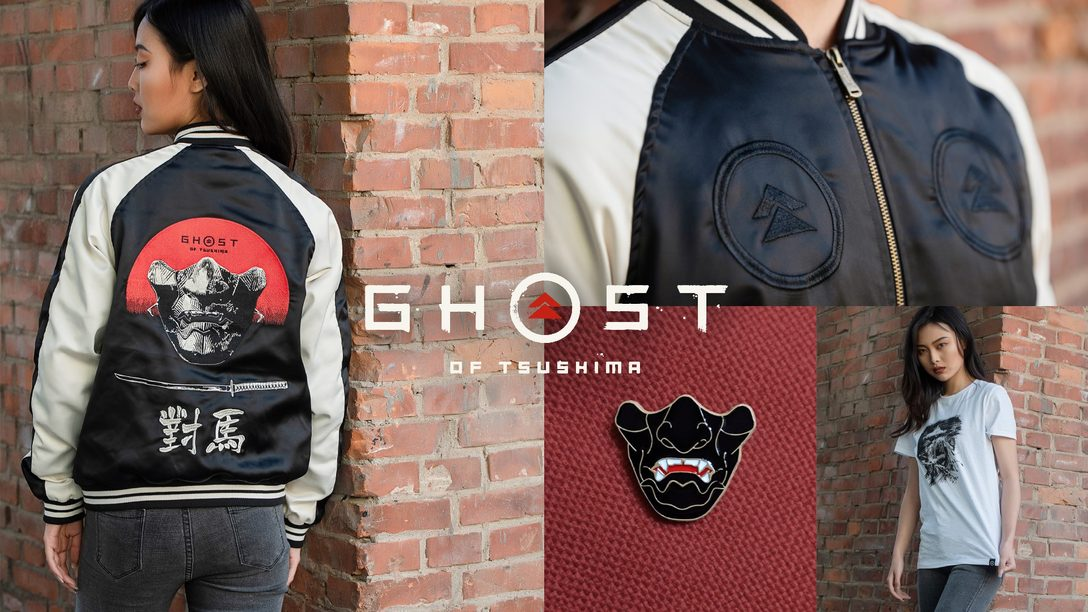 Ghost of Tsushima Director's Cut: Official merchandise