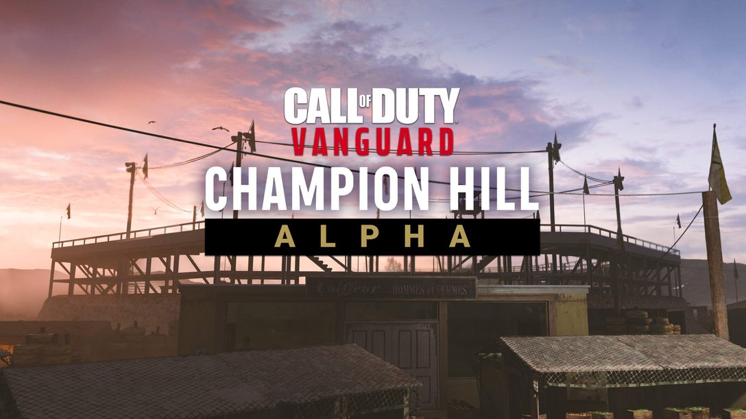 The Call of Duty: Vanguard Alpha hits PlayStation August 27 to 29