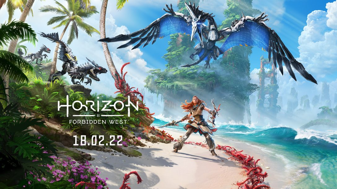 Horizon Forbidden West arrives on February 18, 2022