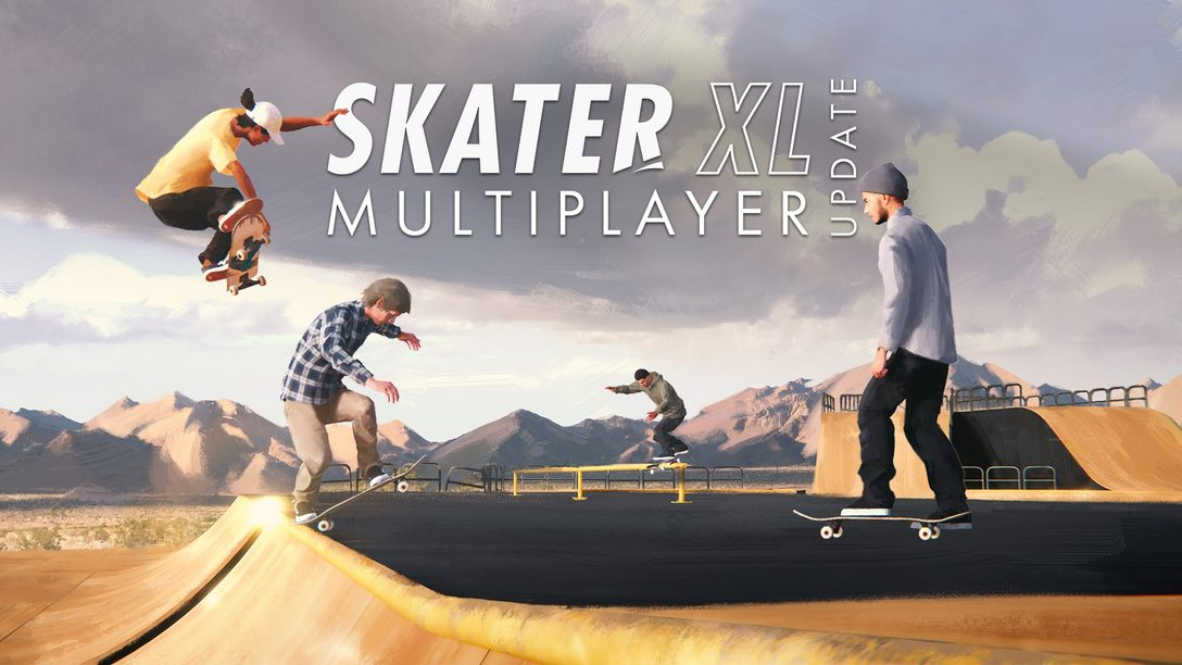 Skater XL online Multiplayer Free Skate mode launches today
