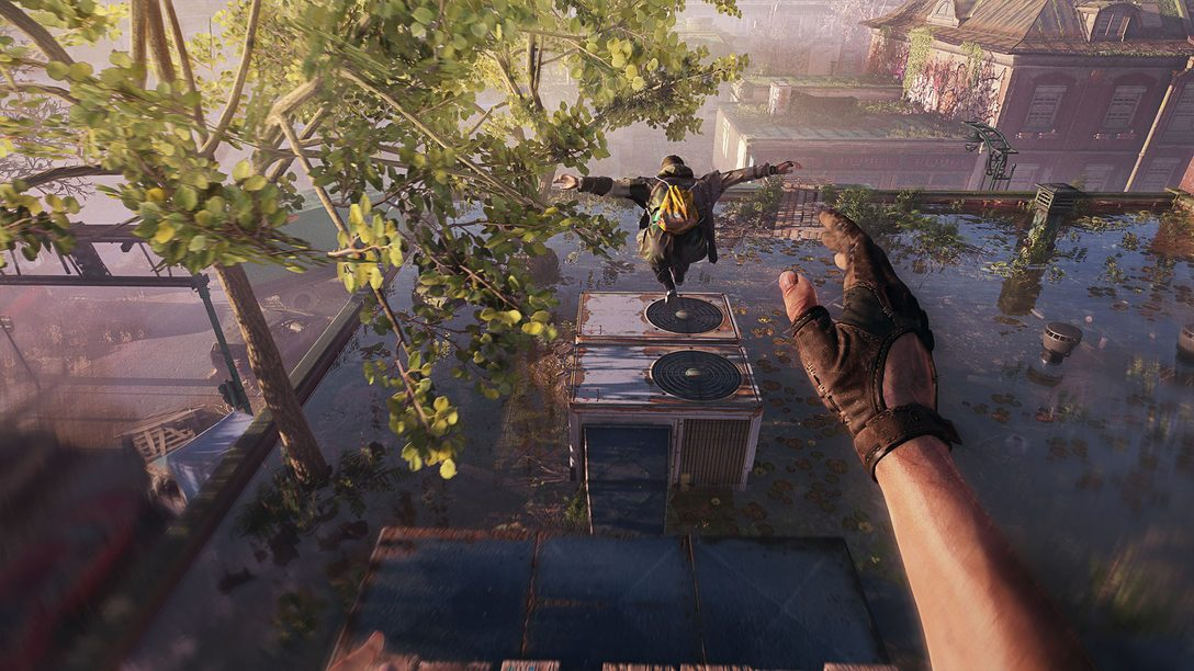 Dying Light 2 Stay Human: how parkour and creative combat fuel the action