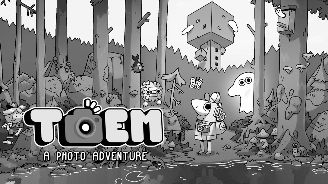 Relaxing photography adventure Toem out September 17 on PS5