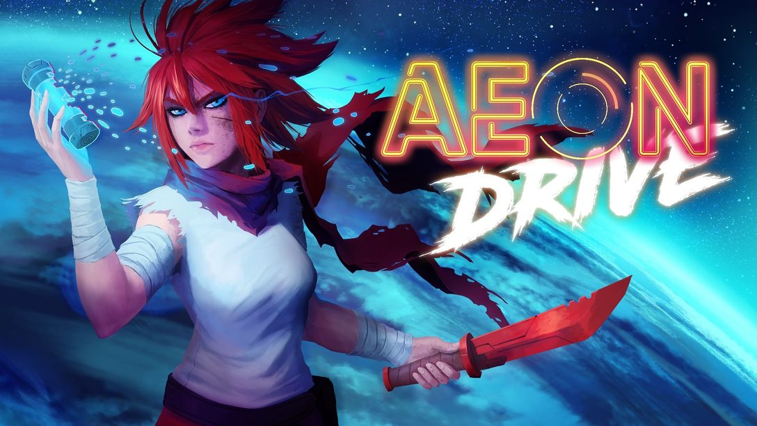 Aeon Drive: How to save the world in 30 seconds