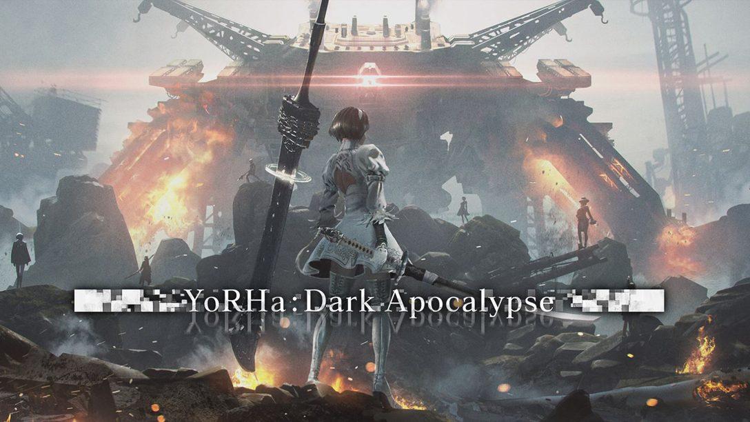 A closer look into Final Fantasy XIV's Yorha: Dark Apocalypse content