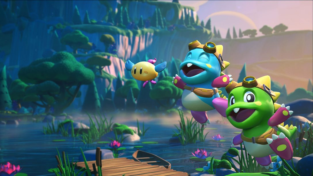Puzzle Bobble 3D: Vacation Odyssey arrives October 5 for PS5, PS4, and PS VR
