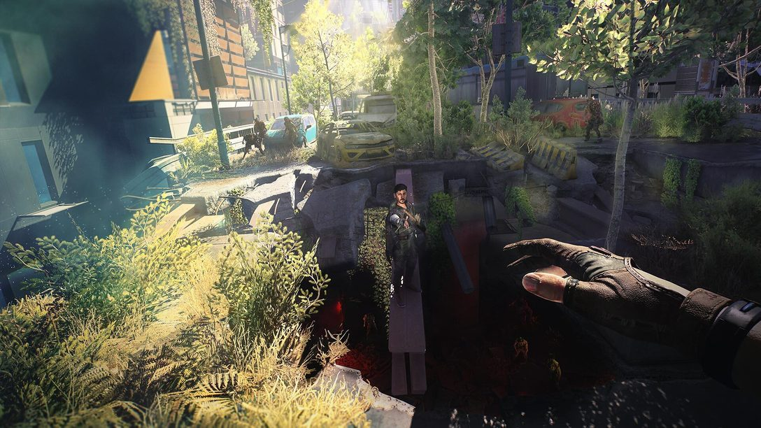 Explore the secrets of The City in Dying Light 2 Stay Human