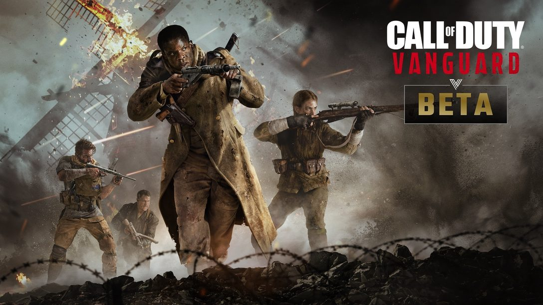 Call of Duty: Vanguard multiplayer and beta details revealed –  PlayStation.Blog