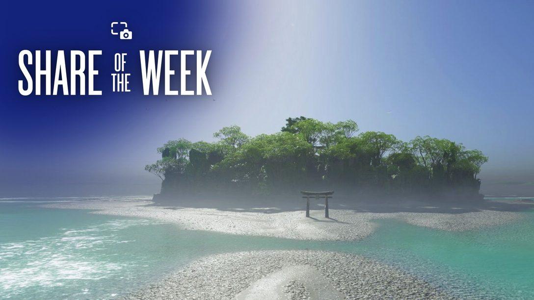 Share of the Week: Ghost of Tsushima Director's Cut – Iki Island