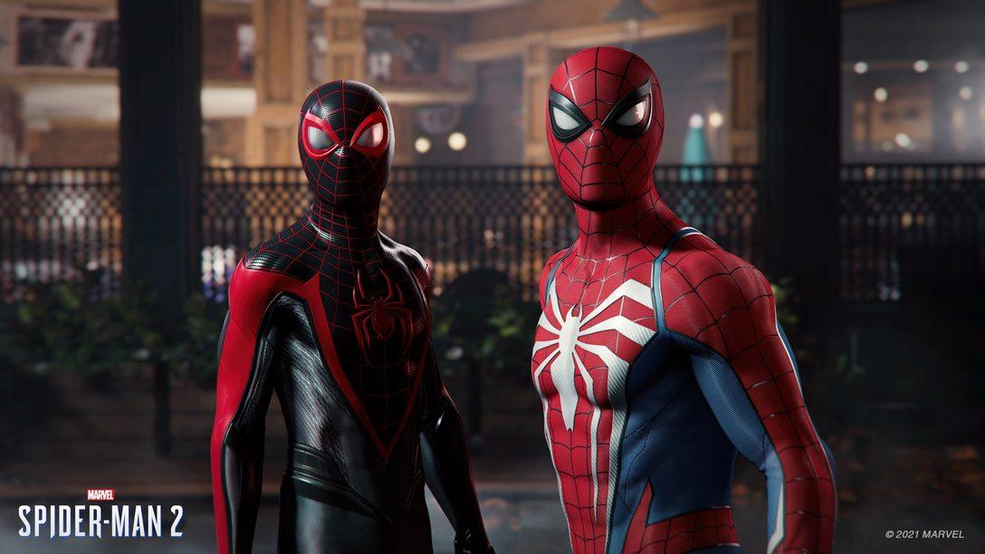 Marvel's Spider-Man 2 and Marvel's Wolverine revealed